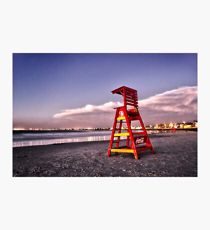 The Lookout Photographic Print