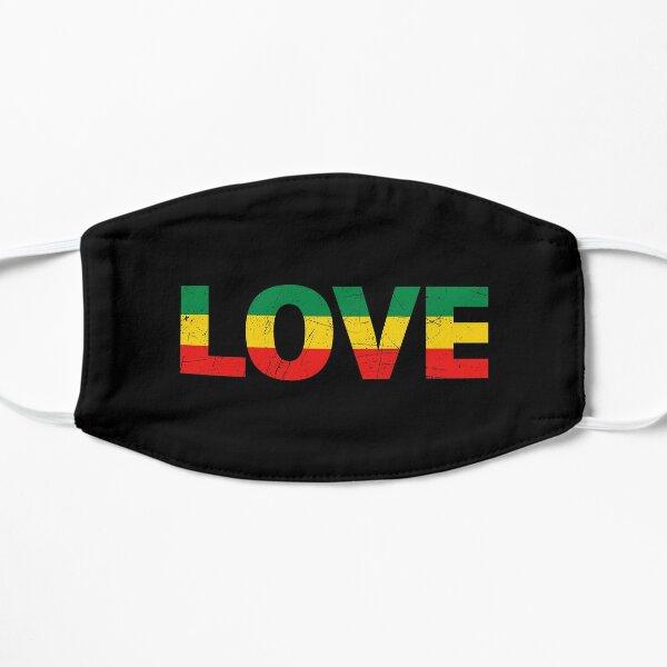 Love Rasta Reggae Jamaican Mask