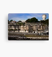 Rock and stone Canvas Print