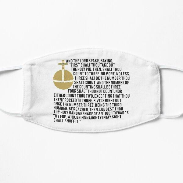 Holy Hand Grenade Mask