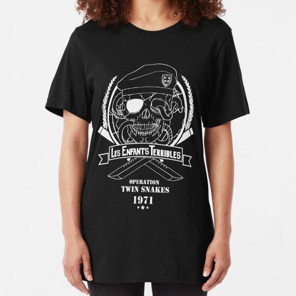 Les Enfants Terribles (SP version) Slim Fit T-Shirt