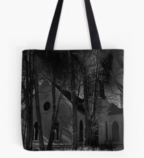 A Church Forgotten Tote Bag