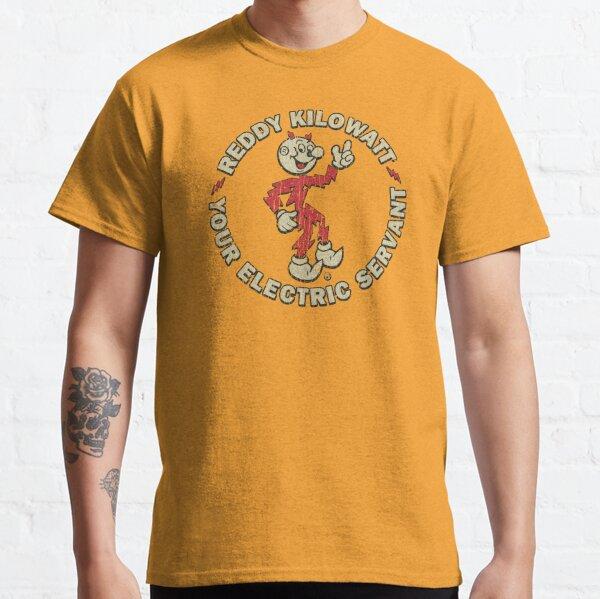 Reddy Kilowatt Camiseta clásica