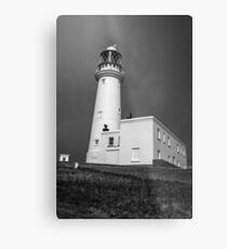 Flamborough Lighthouse. Metal Print