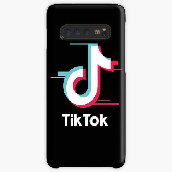 Tik Tok Glitch Samsung Galaxy Snap Case