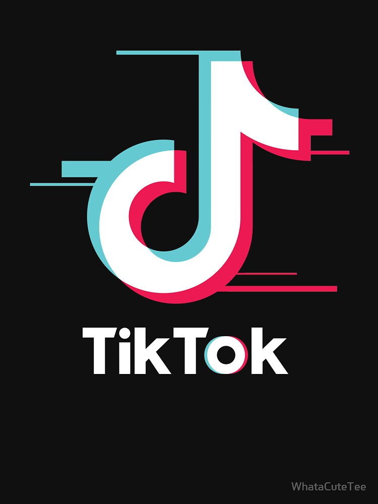 Tik Tok Glitch by WhataCuteTee