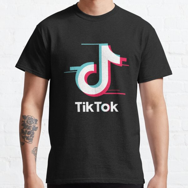 Tik Tok Glitch Classic T-Shirt