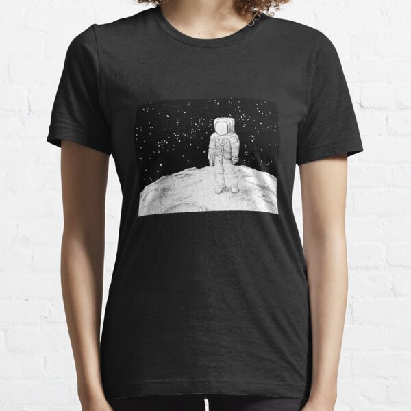 to the moon Essential T-Shirt