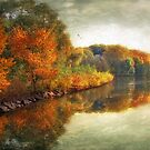 October Reflections by Jessica Jenney