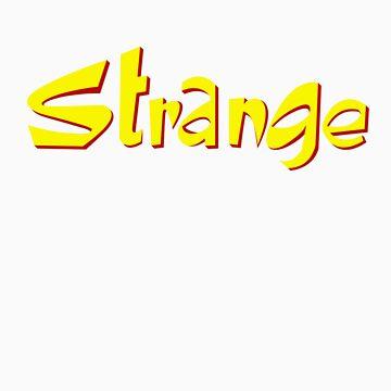 Strange (French marvel) by antibo