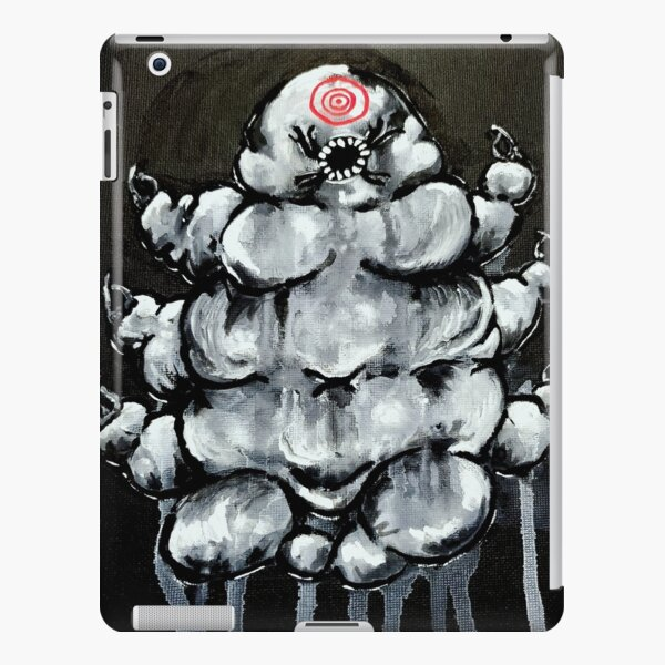 Keep Calm And Tardigrade On iPad Snap Case