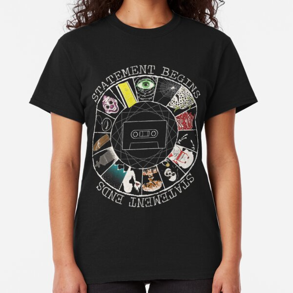 The Magnus Archives Entities Classic T-Shirt