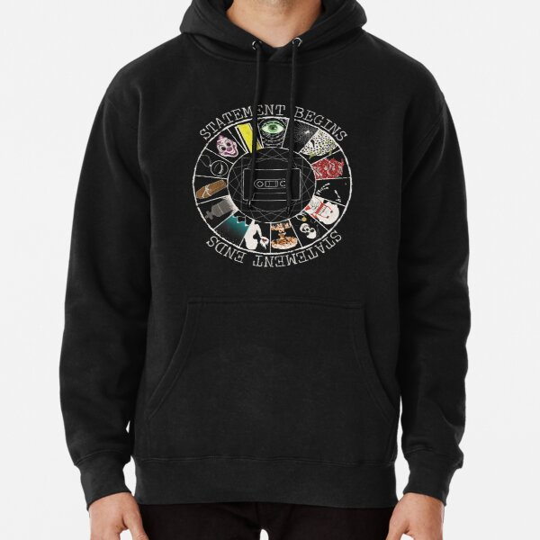 The Magnus Archives Entities Pullover Hoodie