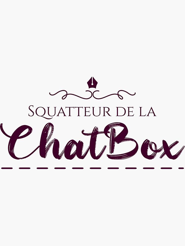 ChatBox Squatter by gen-ecriture
