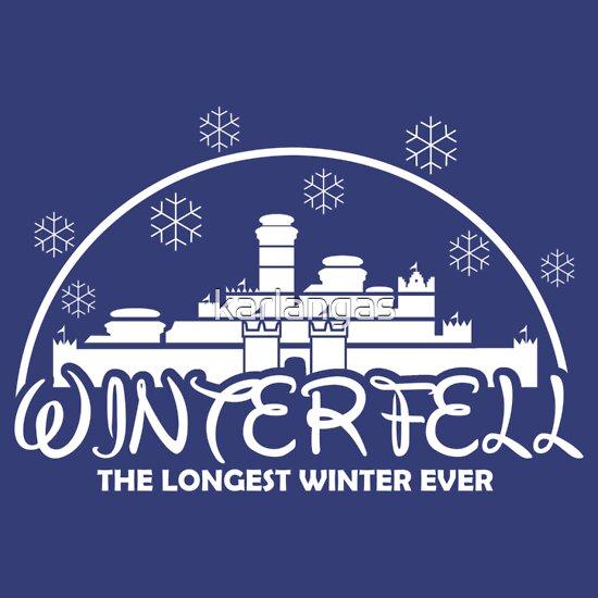 TShirtGifter presents: Winterfell