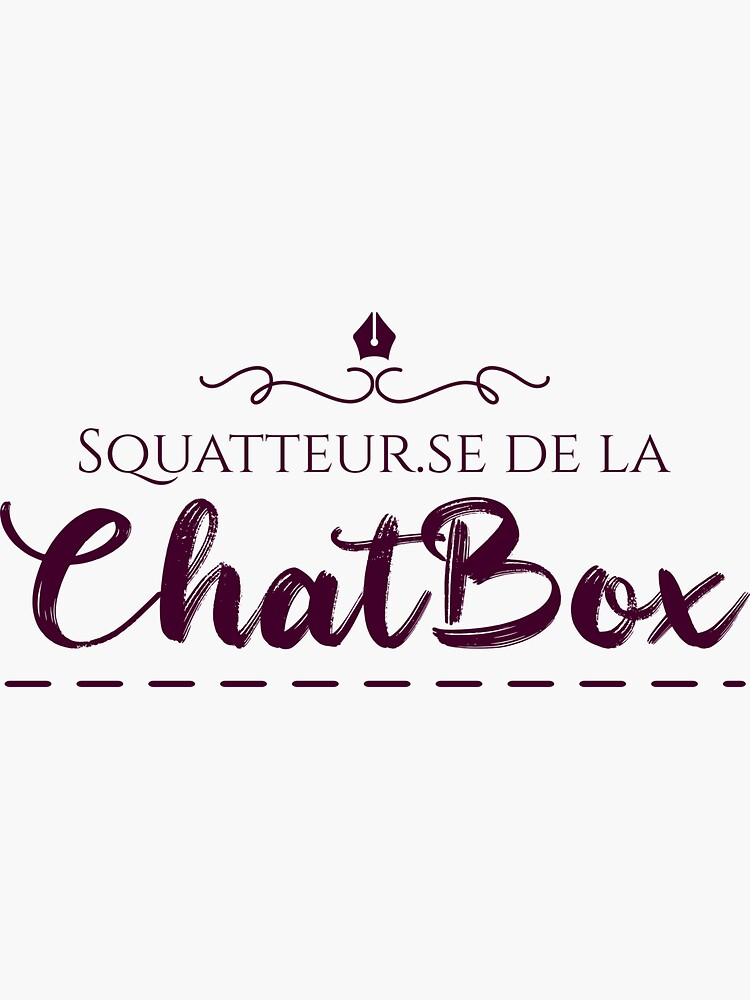ChatBox Squatters by gen-ecriture