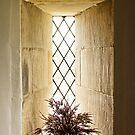 Church Window by Lynne Morris
