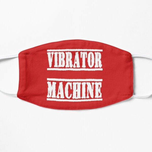 VIBRATOR MACHINE Flat Mask