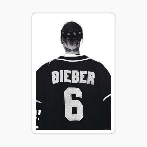 Bieber Pegatina