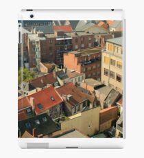 ROOF TOP HIGH iPad Case/Skin