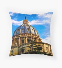 Vatican City #1 Throw Pillow