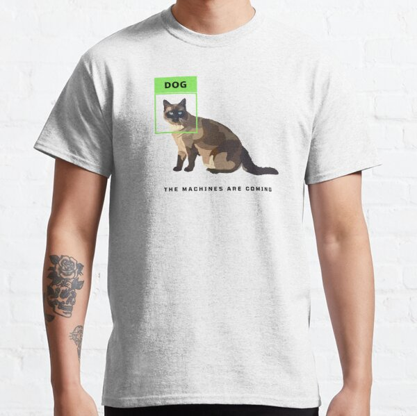 The Machines are Coming Classic T-Shirt
