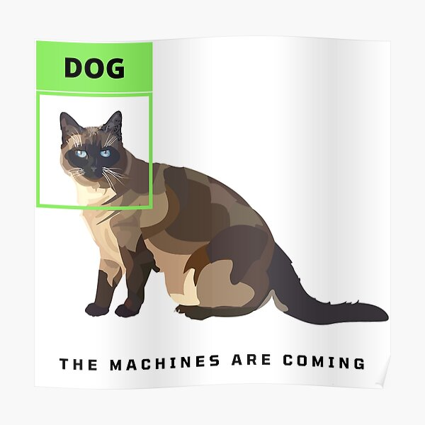 The Machines are Coming Poster