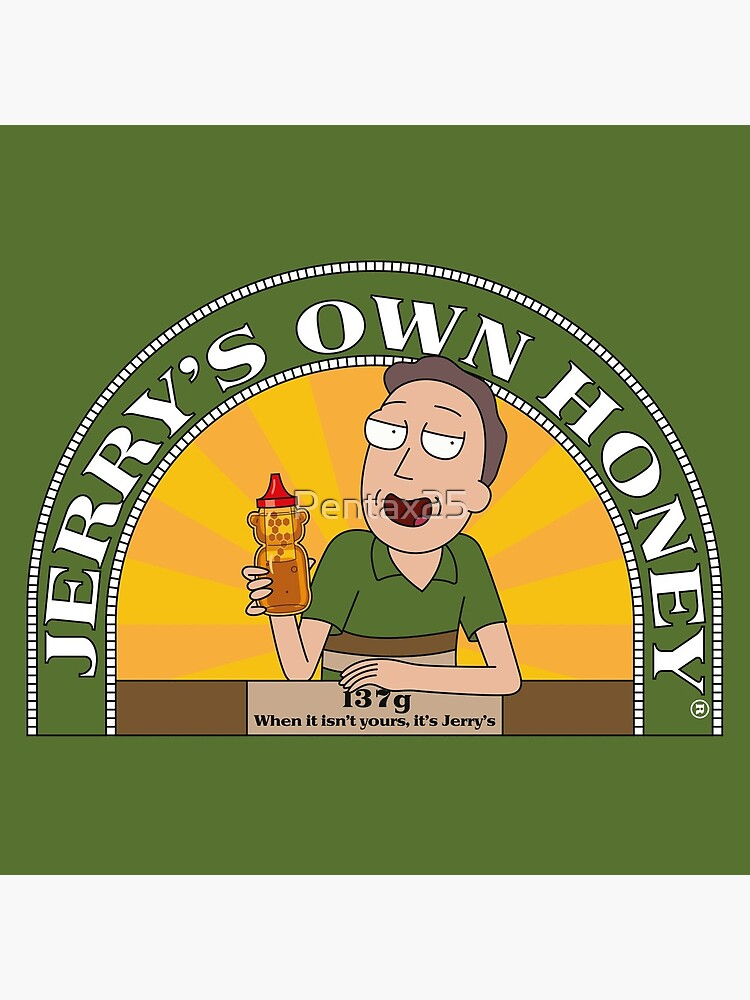 Jerrys Own Honey by Pentax25