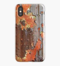 Rusty Icase iPhone Case