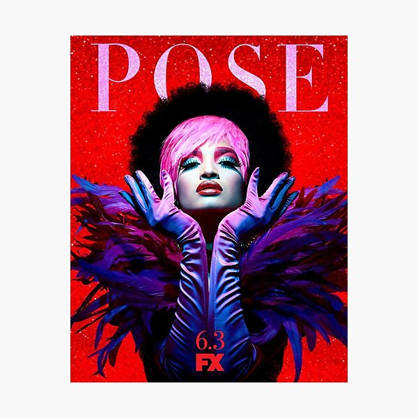 POSE Photographic Print