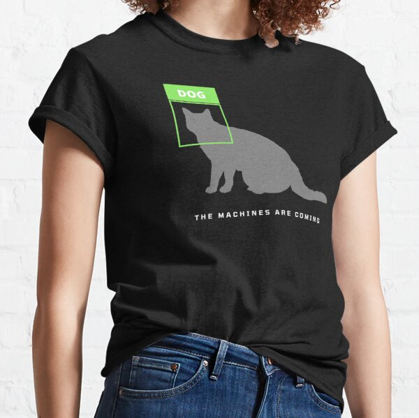 The Machines are Coming II Classic T-Shirt