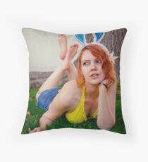 Happy Easter 2012 Throw Pillow