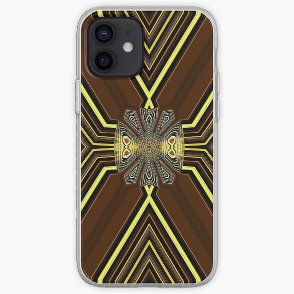 Mr. Golden X iPhone Soft Case