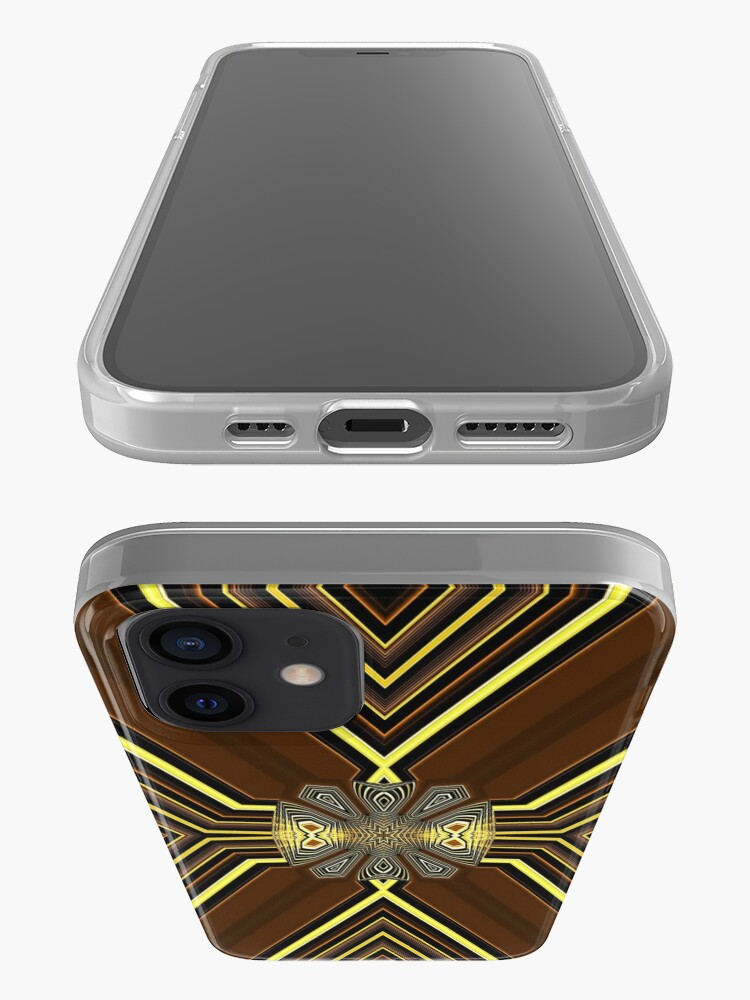 Alternate view of Mr. Golden X iPhone Case & Cover
