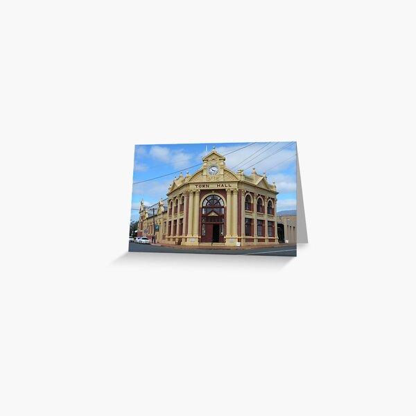 York Town Hall, Western Australia Greeting Card