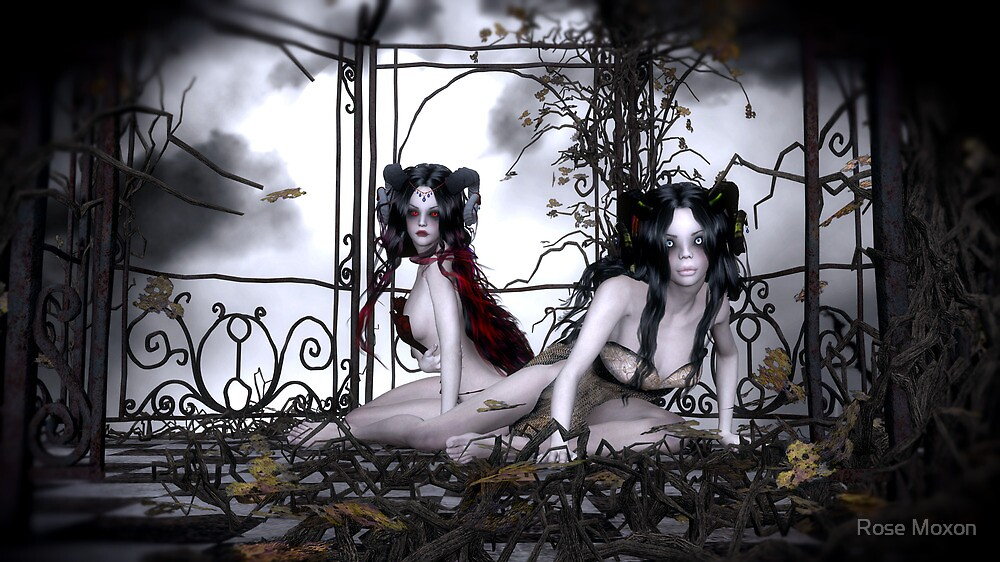 Succubus by Rose Moxon