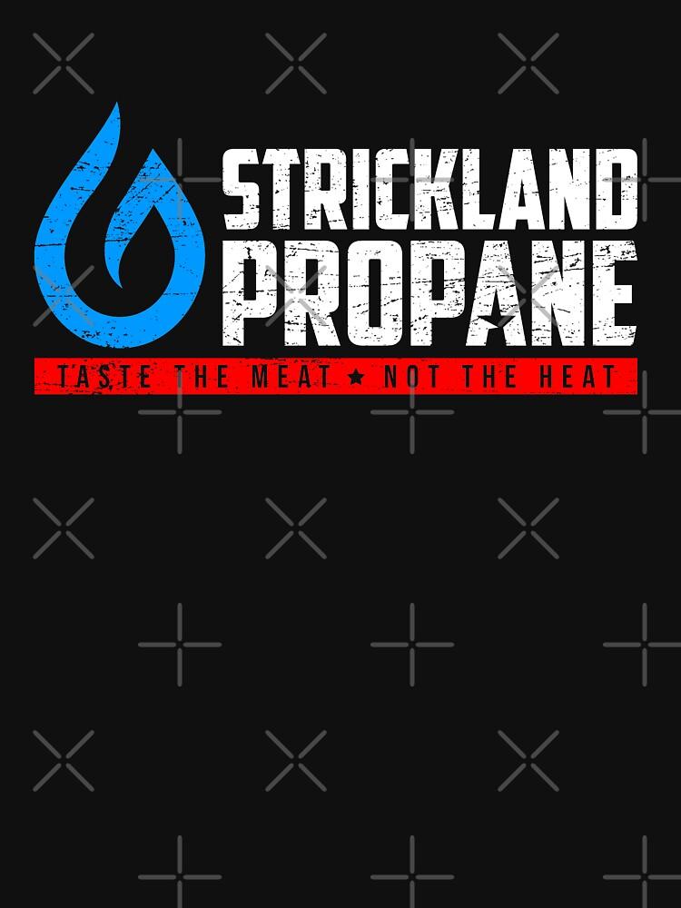 Strickland Propane (worn look) | Unisex T-Shirt