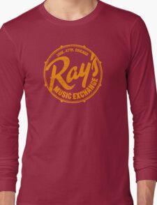 Ray's Music Exchange (worn look) Long Sleeve T-Shirt
