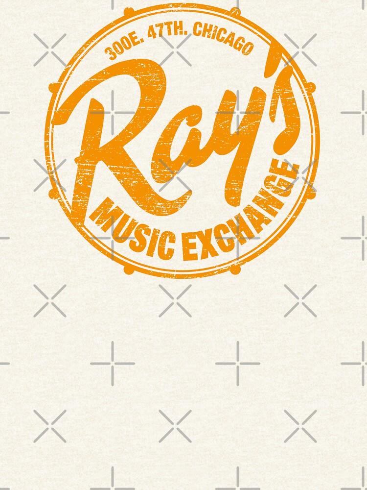 Intercambio de música de Ray (apariencia gastada) de KRDesign