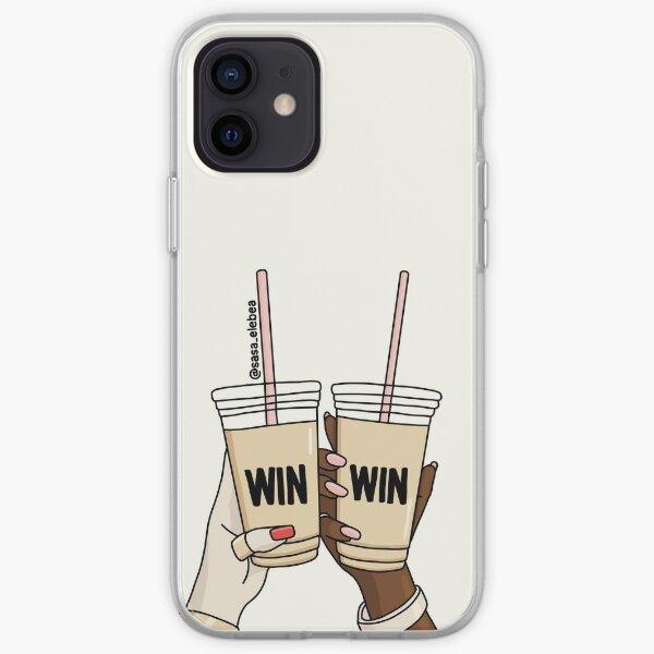 Win win by Sasa Elebea iPhone Soft Case
