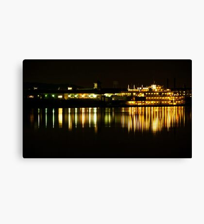 Shot in the Dark Canvas Print