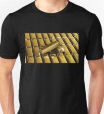 Gold Bars! Unisex T-Shirt