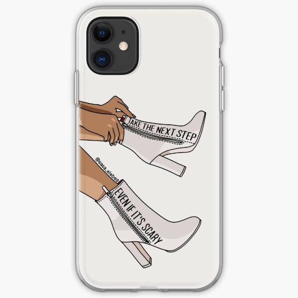Step by Sasa Elebea iPhone Soft Case