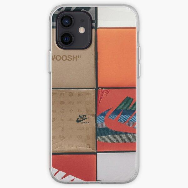 Boxes sneakers  Funda blanda para iPhone