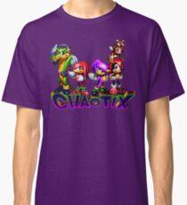 Chaotix - SEGA 32X Title Screen Classic T-Shirt