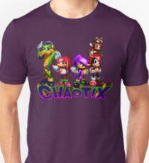 Chaotix - SEGA 32X Title Screen T-Shirt