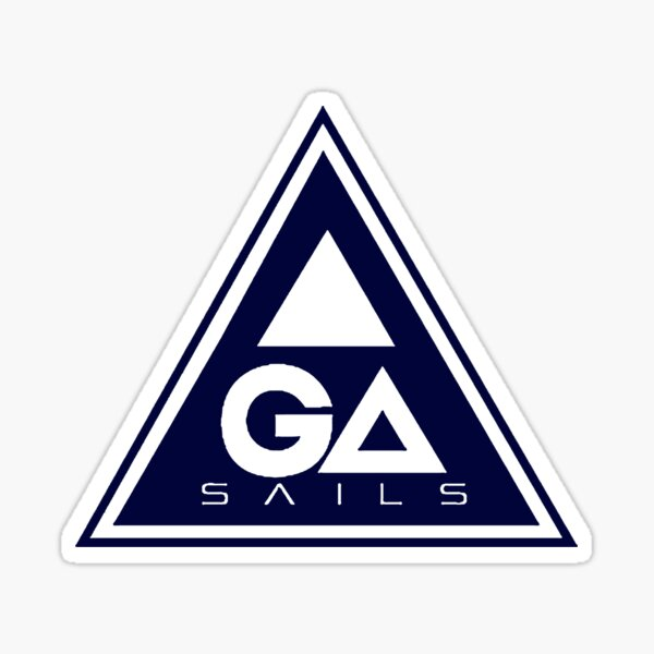 Gaastra sails Sticker