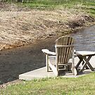 Riverside Seating by nikspix