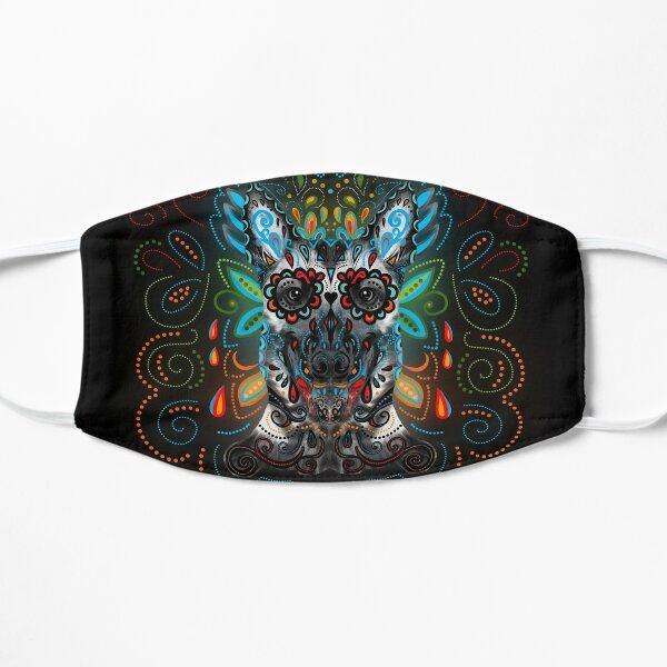 Belgian Malinois - Sugar Skull Mask