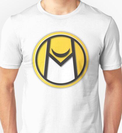 Moonhawk410 // LOGO GELB T-Shirt